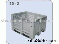 1210 Large Grid Plastic Box Pallet