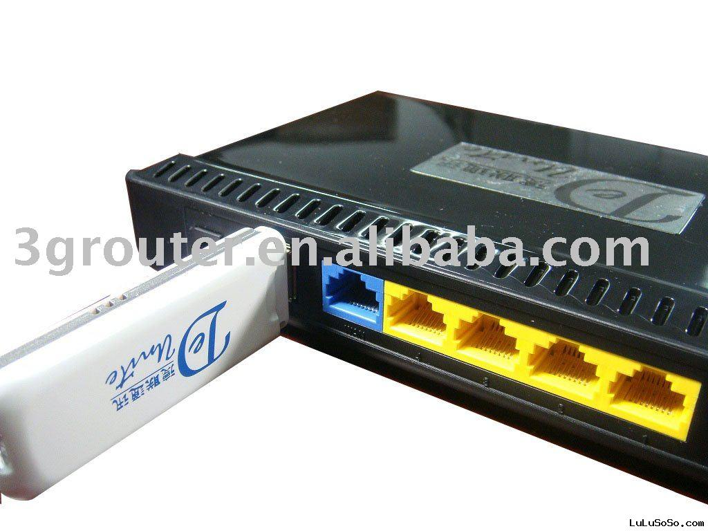 3G UMTS Router