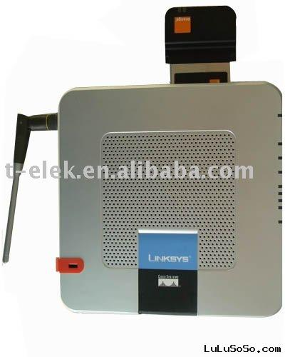 3g Linksys wireless router