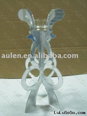 AL1809 Acrylic Candle Holder