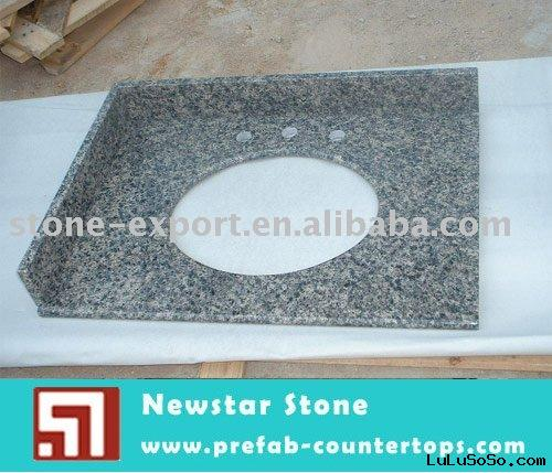 China granite vanity tops