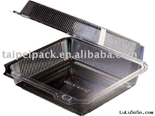 Clear Bread Box / Plastic Food Container (V200)