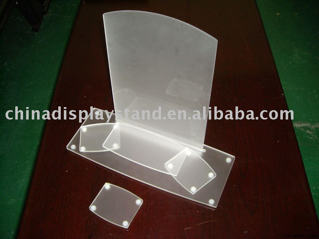 Clear Frosted Acrylic Sheet