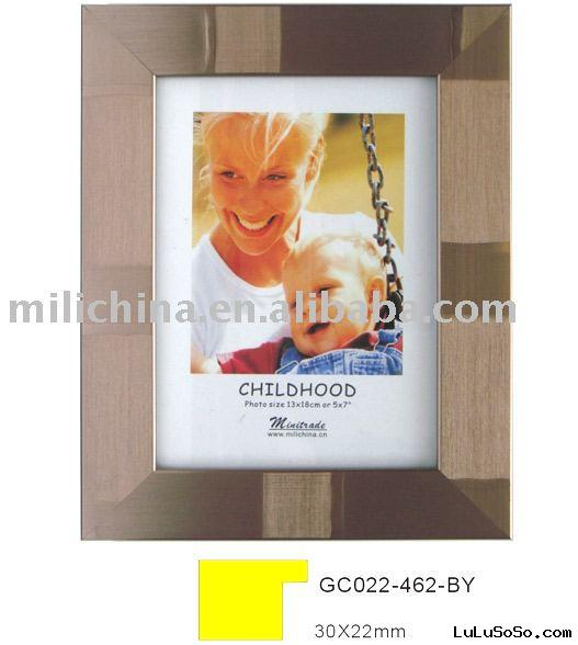 Fashion Plastic Photo Frame