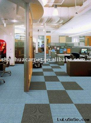PVC Carpet Tile