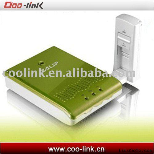 Portable 11n 3G Router with Battery