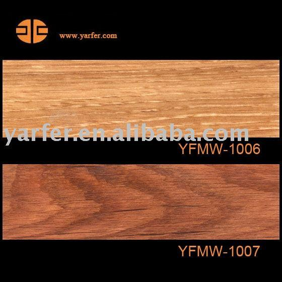 Self-adhesive Wood Pvc Tile