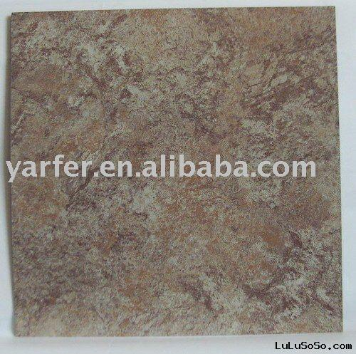 Self-adhesive marble pvc flooring tile