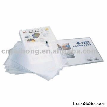 Translucent PVC COVER sheets