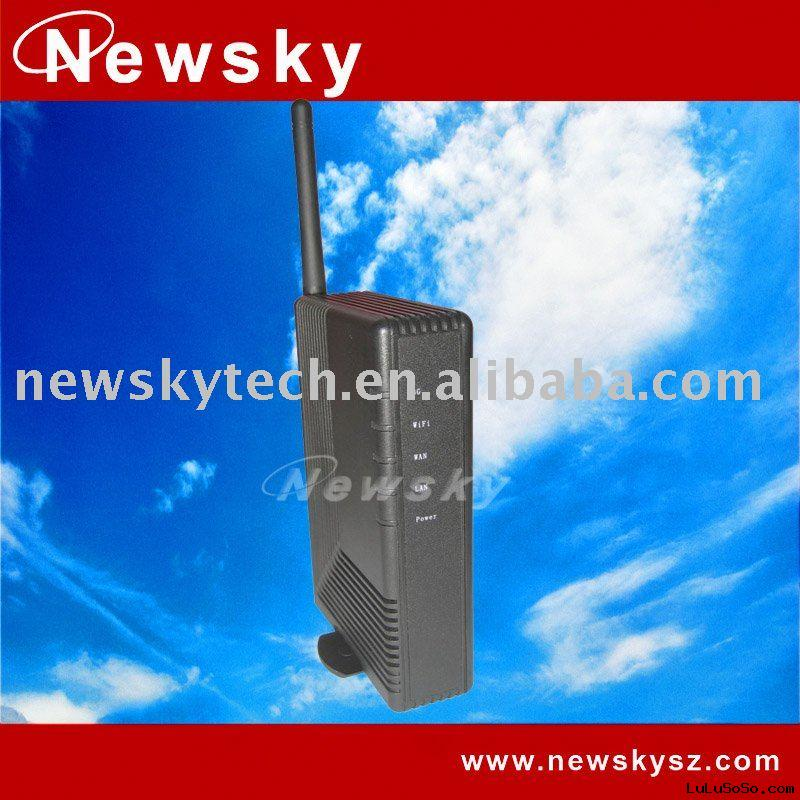 (DM7621R built-in HSDPA Module) 3G wireless router