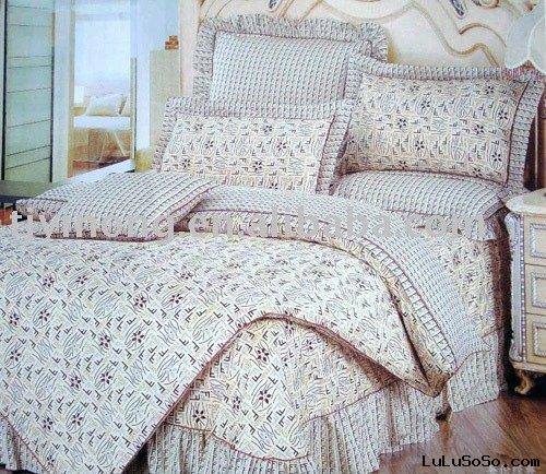 bed sheet, bed cover