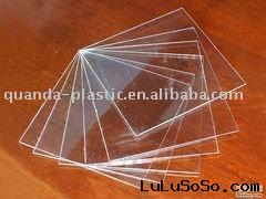 clear Polysulfone sheet