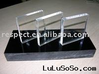 clear cast acrylic sheets