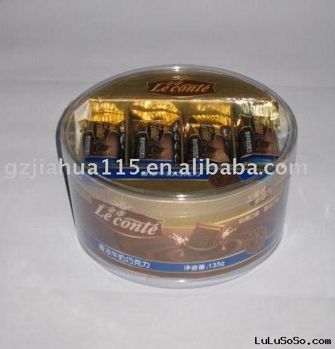 clear plastic cylinder