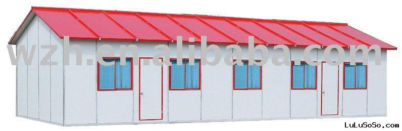prefabricated house for storage