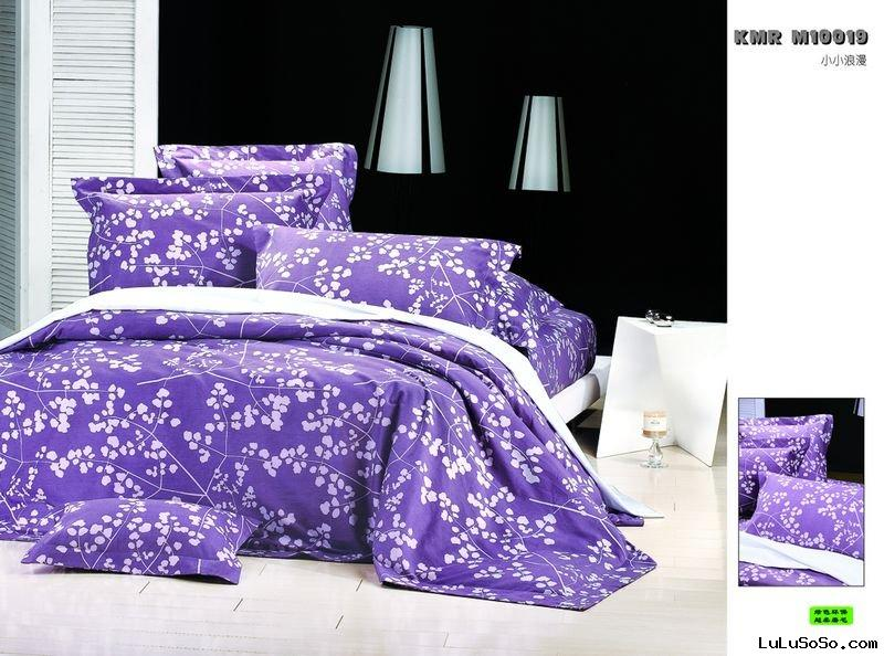 100% Cotton Brushed Bed Sheet Cover