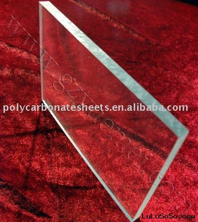 10 years guarantee embossed polycarbonate sheet