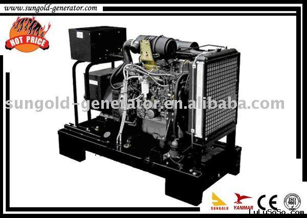 25KW Generator With YANMAR Engine 4TNV98-GGE