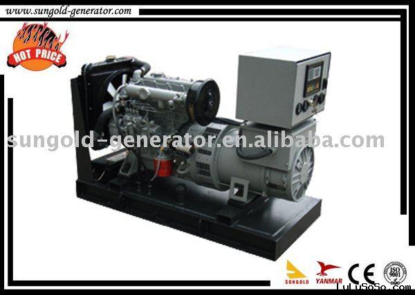 30KVA Generator With YANMAR Engine 4TNV98-GGE