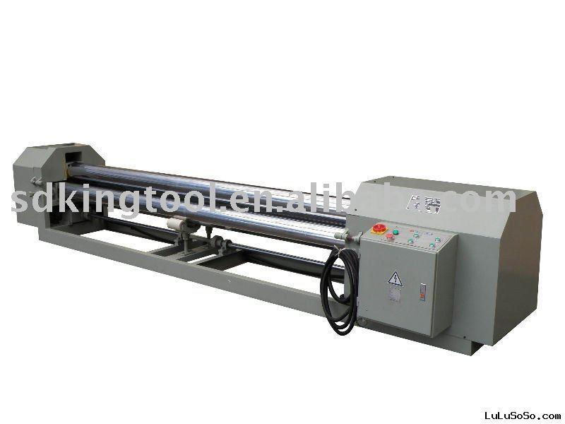 3-roller arc bending machine for acp
