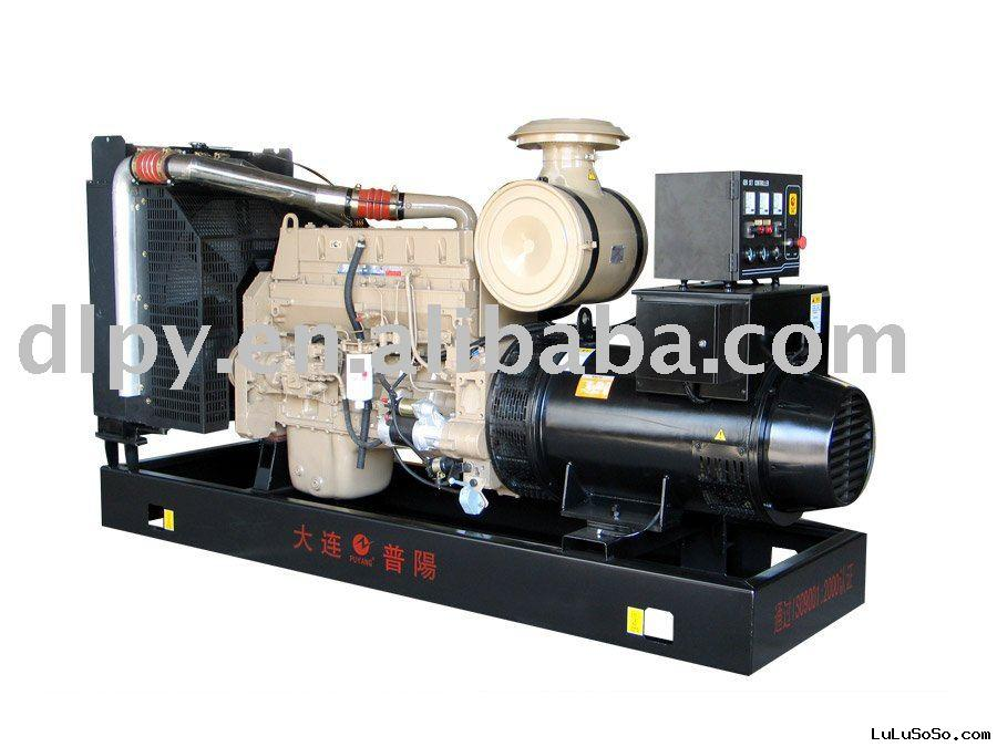 50hz Cummins Engine Series Generator (25kva to 2000kva)