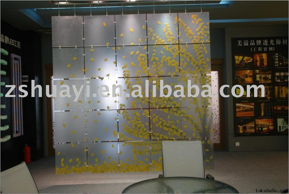 Artificial stone Acrylic sheet