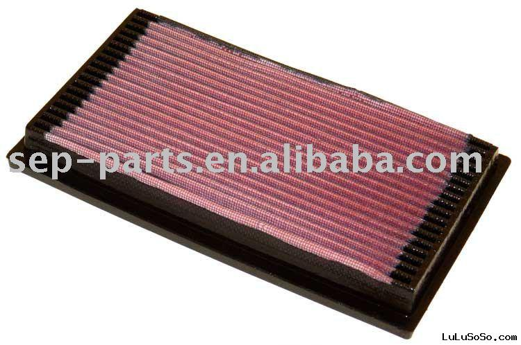 Auto performance parts, K&N style filter, auto filter