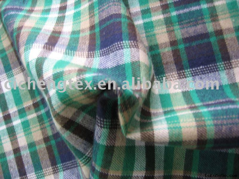 Brushed flannel