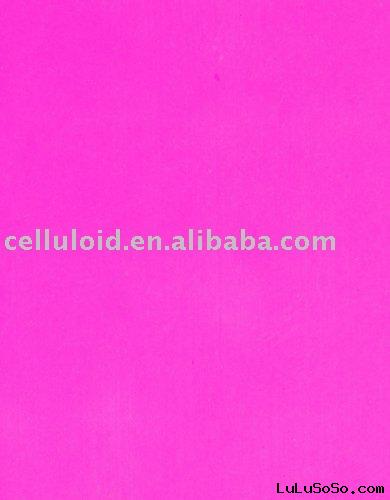 Celluloid product -Pink color