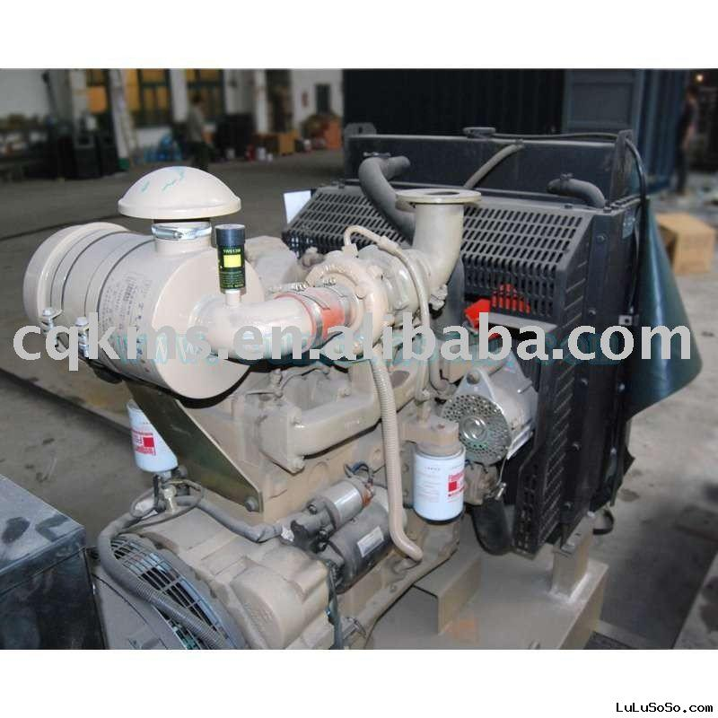 Cummins Series Generator Model Specifications