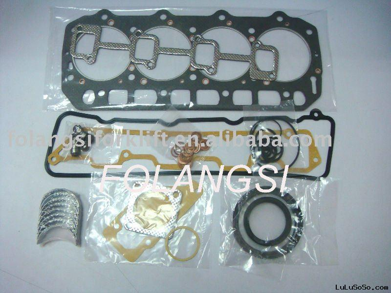 FORKLIFT PART 4TNE98 OVERHAUL GASKET KIT