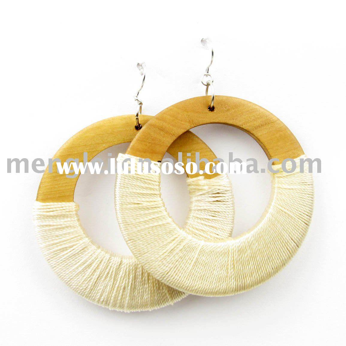 Fashion Two-tone Earring