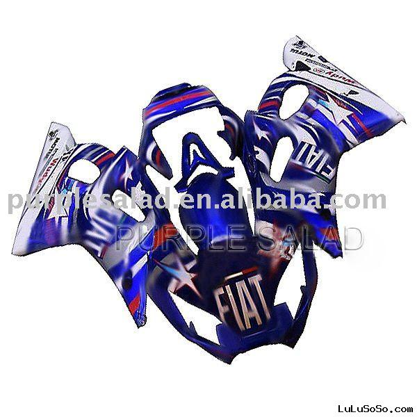 For Yamaha YZF-R6 98-02 High Quality ABS Scooter Parts/ Fairing Kit