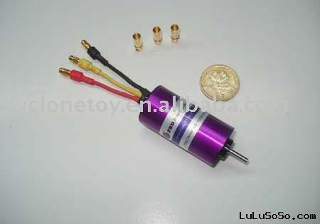 Inrunner Brushless Motors 130-2040