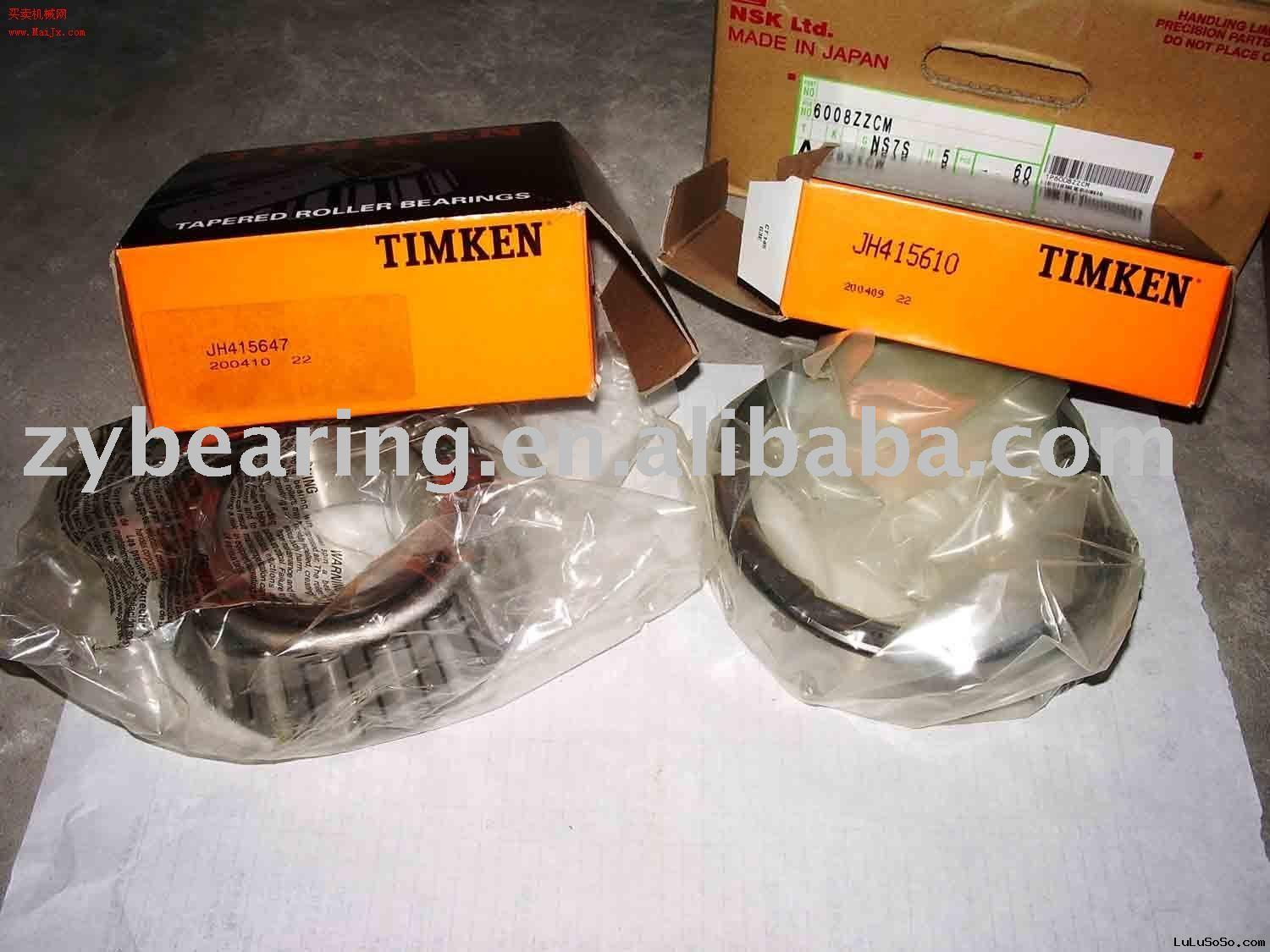 Metric Design Tapered Roller Bearing Timken Bearing