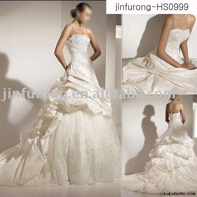 OEM / Delicate Wedding Dress / Wedding Gown / Bridal Dress