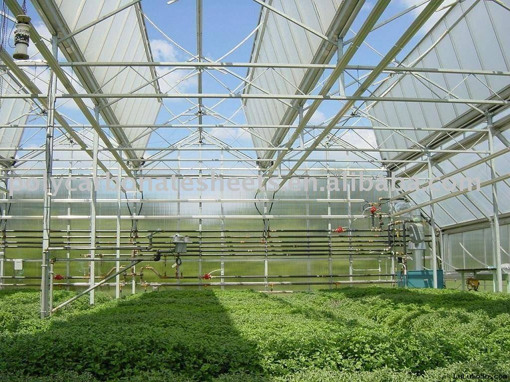 Polycarbonate sheet skylight roofing for sale price for Greenhouse skylights