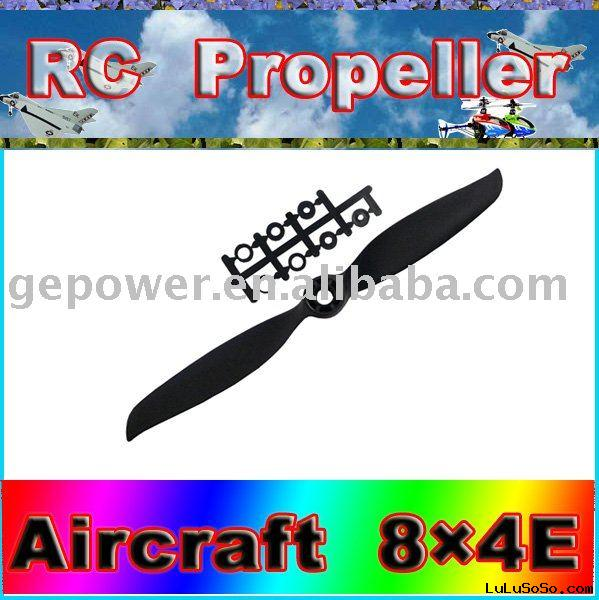 RC8x4E  Propeller 8x4E for  RC Aircraft / Airsoft models