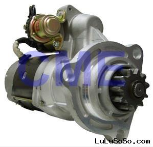 Starter motor for CUMMINS, ISX/ISM/N14, VOLVO VN SERIES