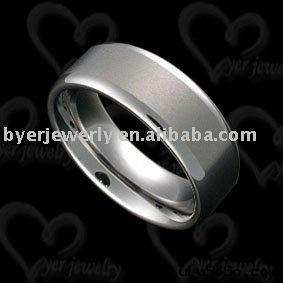 Unique tungsten ring jewelry