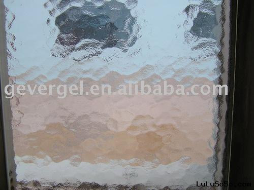 Water Wave Glass Sheet