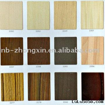 Wood Grain High Pressure Laminated Sheets