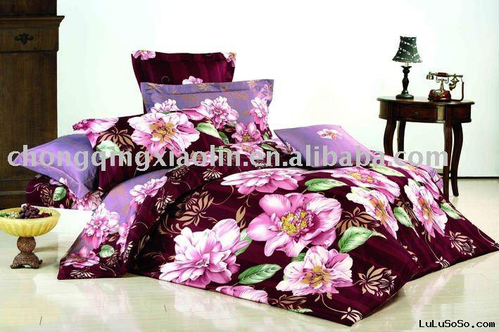 Wrinkle-resistant Bedding Set