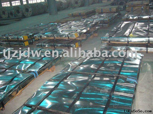 colour aluminium roofing sheet