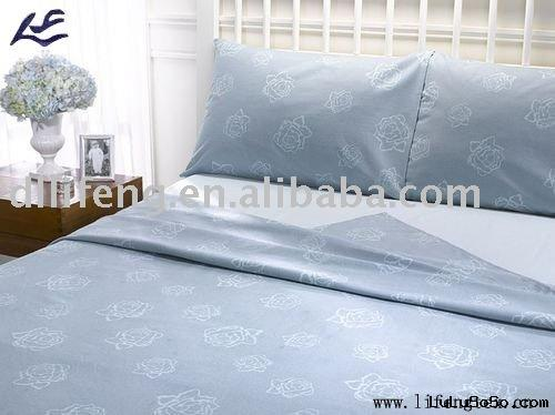 cotton flannel bed sheet