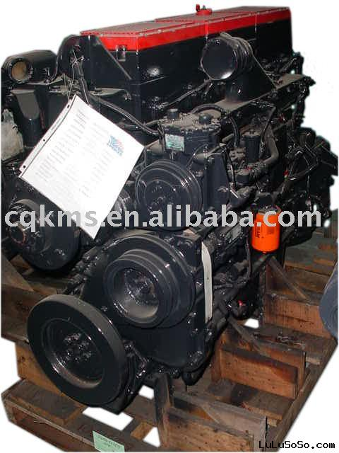 cummins engine NTC-350 of Tractor