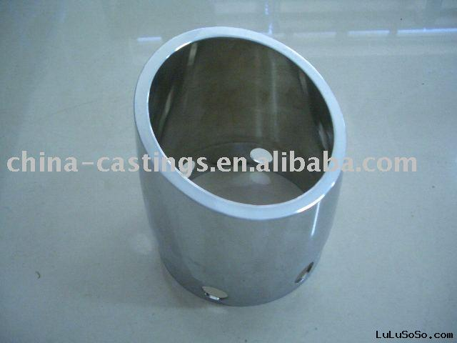 exhaust funnel --machining --motor parts and auto parts