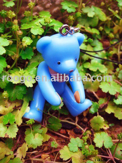 keychain birthday bear
