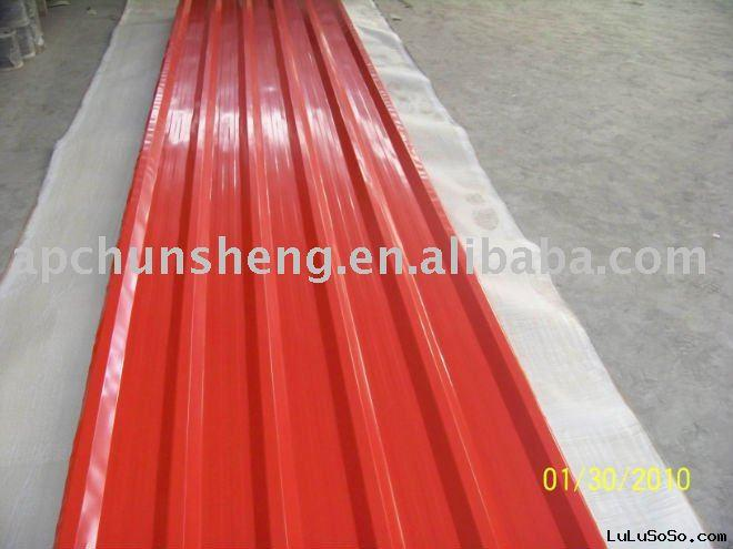 meatl corrugated roof sheets