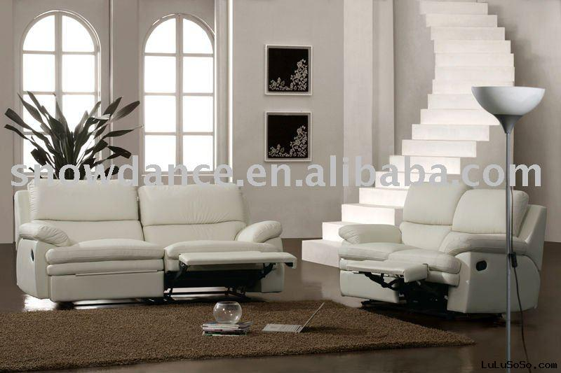 new design modern leather recliner sofa SD5133